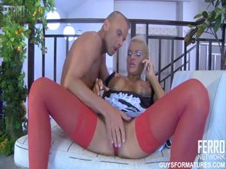 Секс видео инцест мамы сына